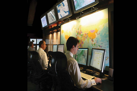 Control room global threats