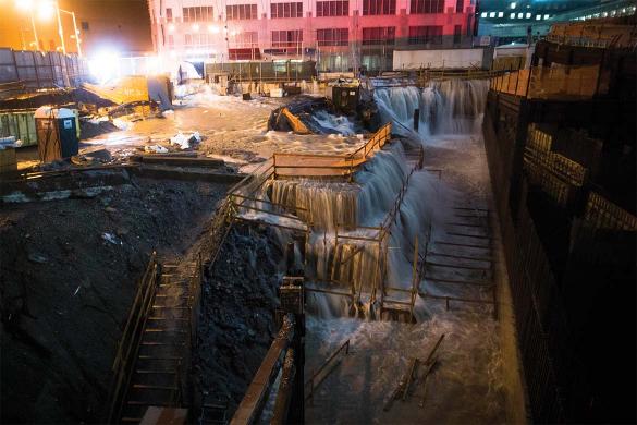 Hurricane Sandy emergency planning