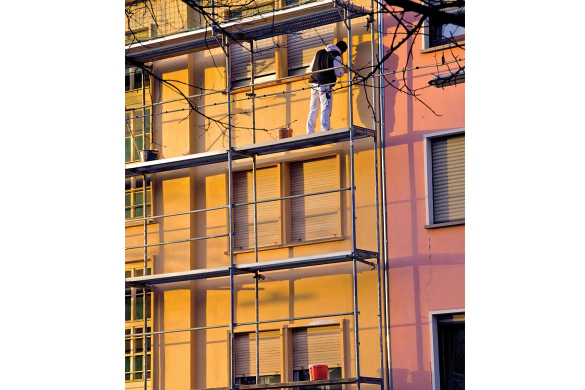 Scaffold security