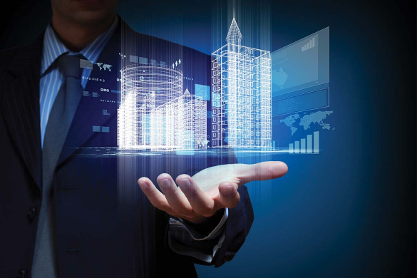 Integrated security in building design