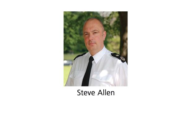 Steve Allen CSSC Scotland Glasgow 2014