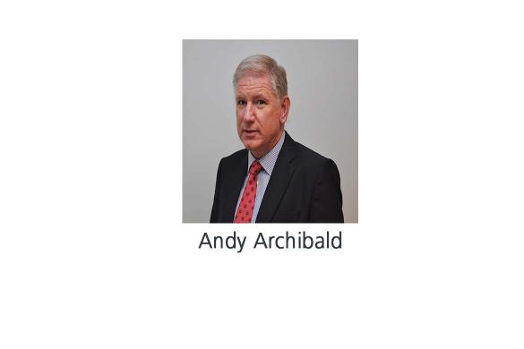 Andy Archibald NCCU