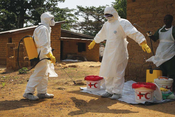Ebola threat to corporate security