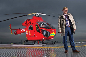 CIS Security boss races for London's Air Ambulance