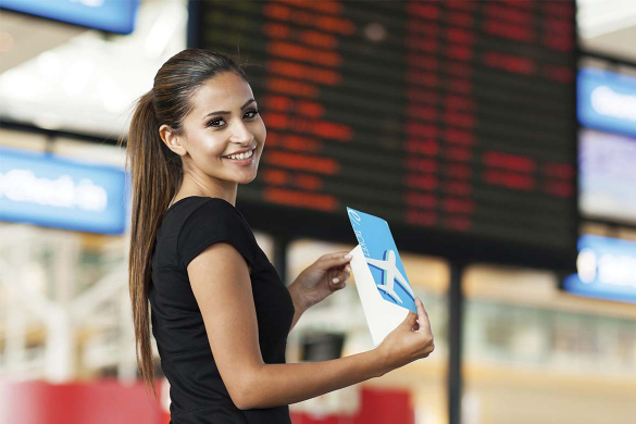 Business travel security for women
