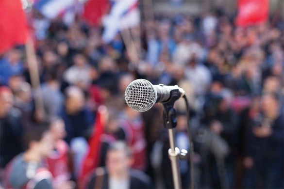 Prevent Islamic extremist rallies