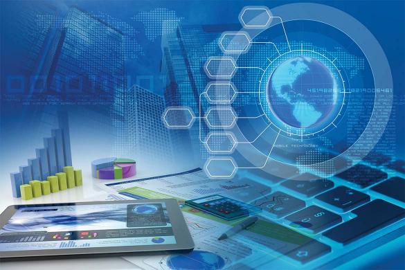 Finance sector in digital age