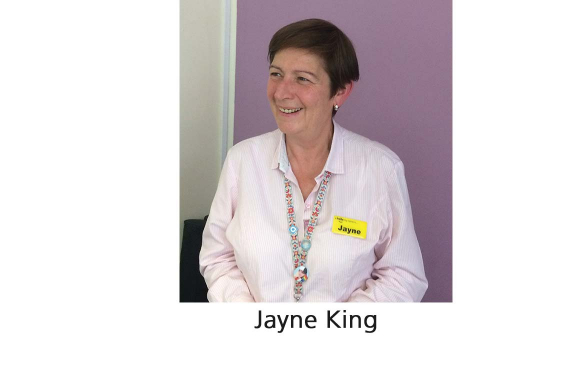 Jayne King National Association of Healthcare Security
