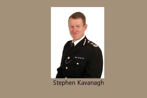 Stephen Kavanagh