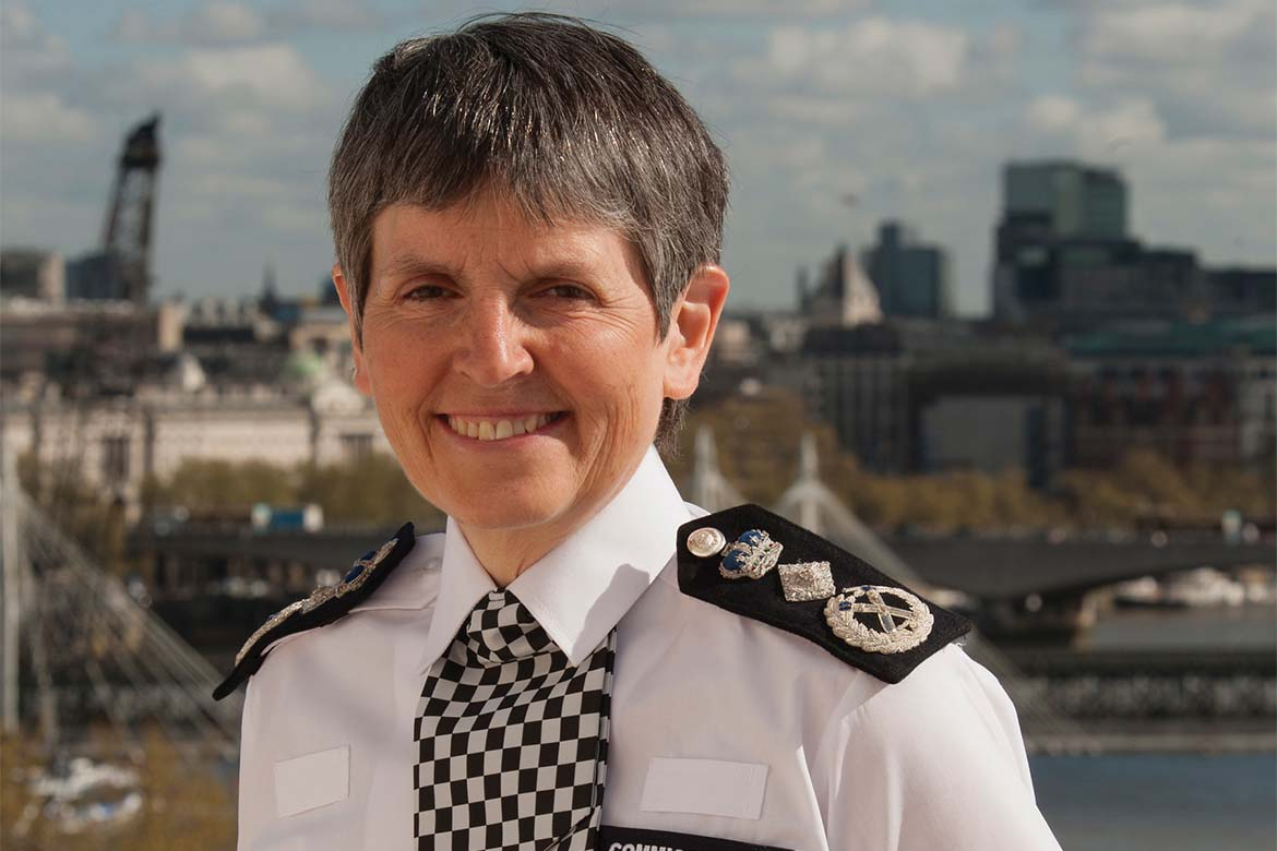 Cressida Dick The Police Role In National Security In