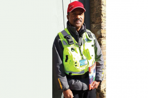 Security officer Andrew Pennicooke