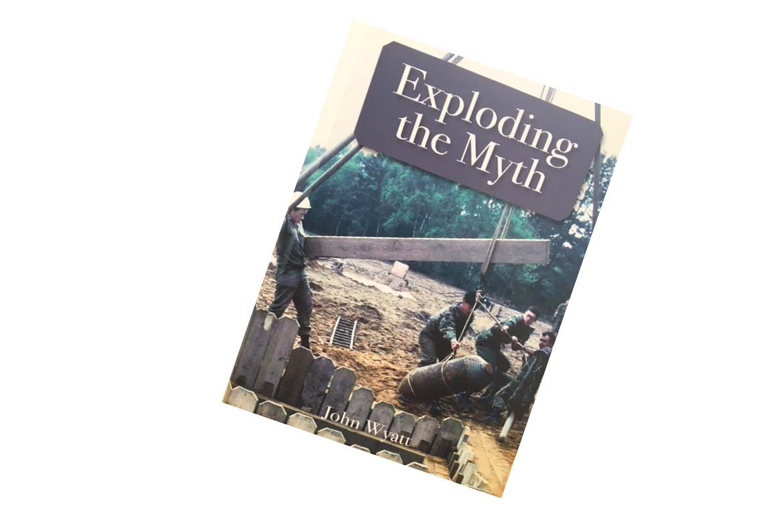 Book Review: John Wyatt's Exploding the Myth - City Security