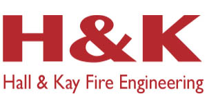 H&K Fire Engineering logo