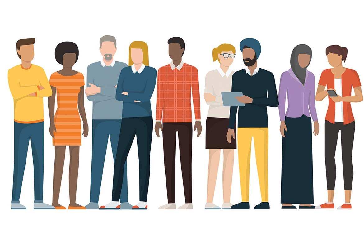 Diversity and Inclusion in the Security Sector. The key is treating people  as individuals