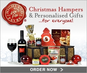 Christmas hampers and gifts