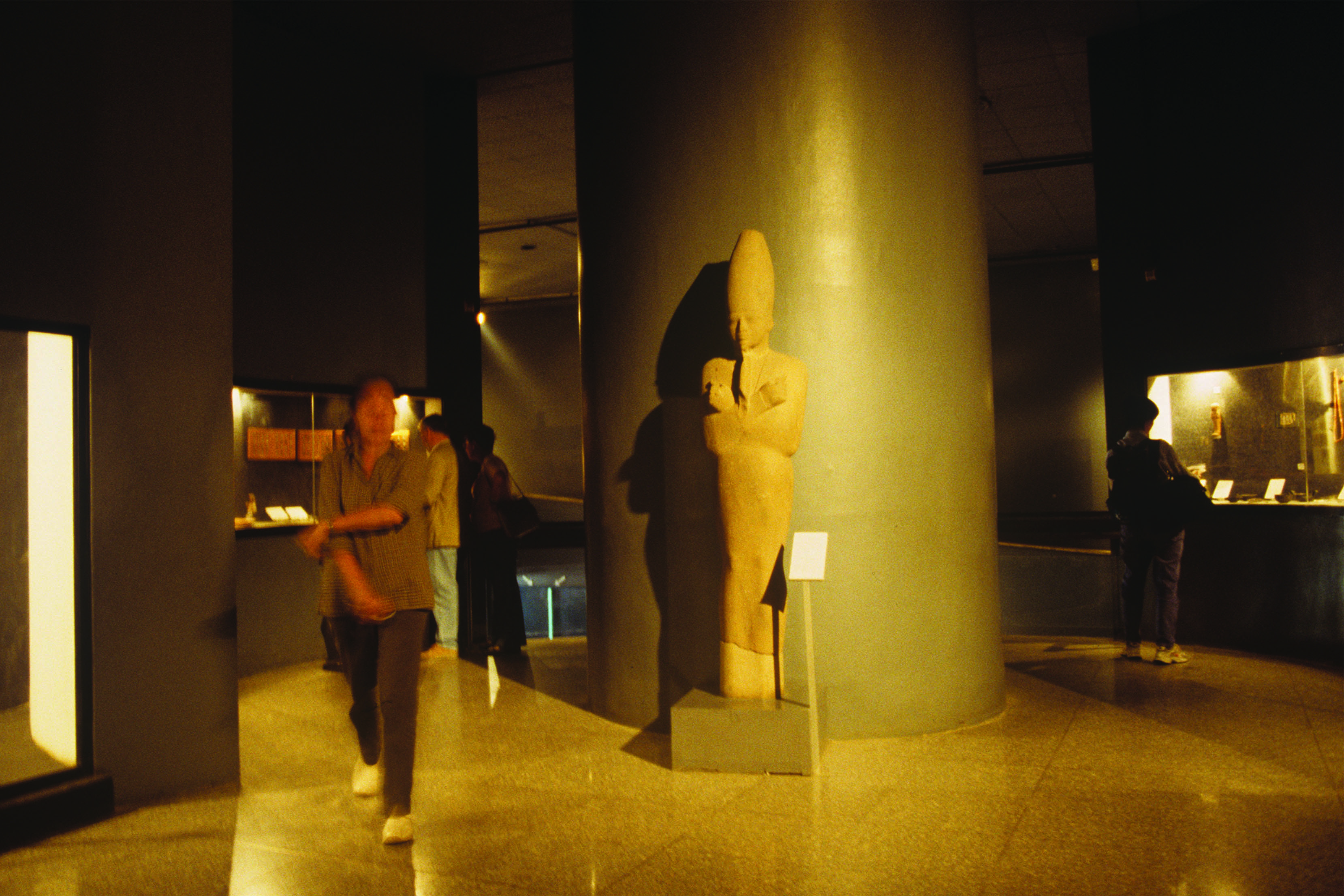 Behavioural Detection Analysis for museum security - City Security