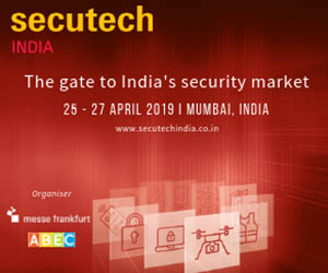 Secutech India Box Ad until April 29 2019