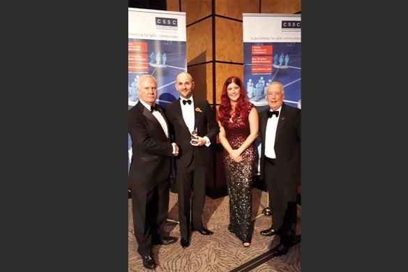 CSSC ISL Award