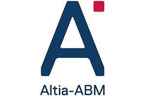 Altia-ABM logo