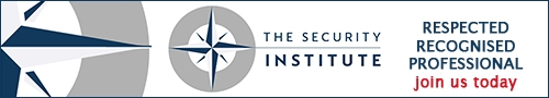 Security Institute join today