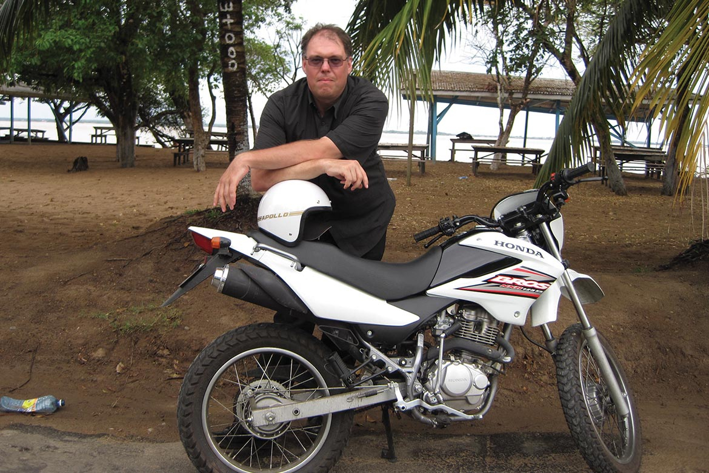 Peter Moore kidnap survivor