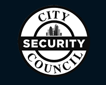 City Security Council logo