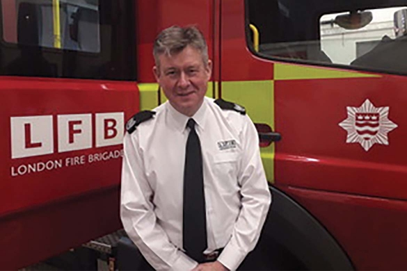 David Bulbrook Fire and Rescue Services