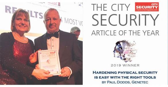 Article of Year Award Andrea Berkoff