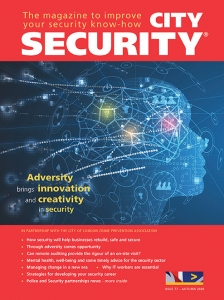 City Security autumn issue