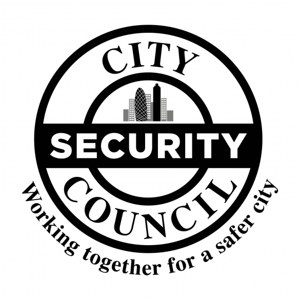 City Security Council logo