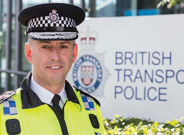 Paul Crowther, BTP