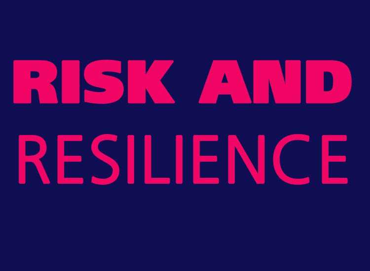 Words Risk and Resilience